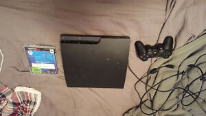 Ps3 and 2games only 1yrd old