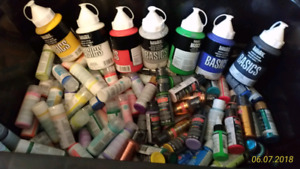 BRAND NEW ARTIST PAINTS
