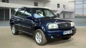 image for 2002 Suzuki Grand Vitara auto 2.7 7seater XL-7 v6 petrol 4x4 automatic may px