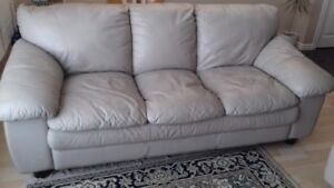 $500 for one set of used leather Sofa