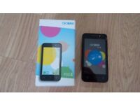 ALCATEL PIXI 4 BOXED **UNLOCKED ANY NETWORK SIM** Android smartphone