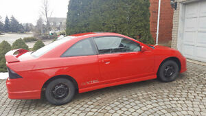 2003 Honda Civic Coupe (2 door) Selling for Part or As Is