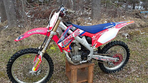 2011 crf 250r for sale