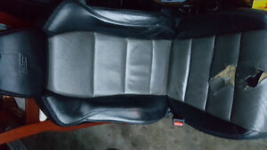 Acura TL 2007-2008 Type-S driver's seat
