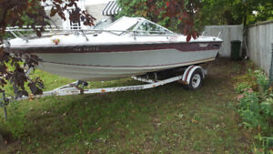 **20 ft 1988 tempest stern drive 3.o L omc cobra ** for sale