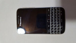 Blackberry classic. Mint condition