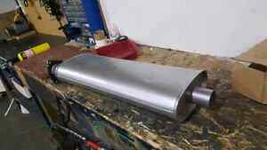 Brand new muffler never used for jimmy blazer sonoma s10