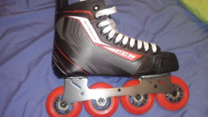 Patin a roulette rollerblade