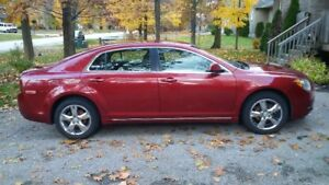 2010 Chevrolet Malibu Platinum Sedan