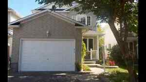 Beautiful home for rent in Barrhaven