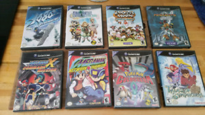 Gamecube Games (mainly RPGs)