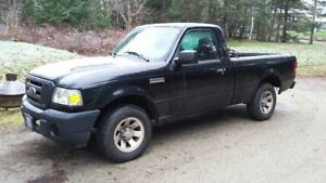 Ford Ranger XL 4X2 2008 - LOW KMS