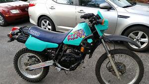 1994 KLR 250 1700$