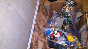 Tons of Lego!! Only 120$ Kitchener / Waterloo Kitchener Area image 1