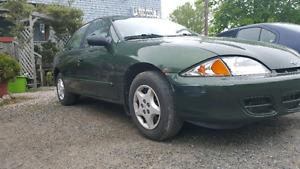 2000 Chevy cavalier
