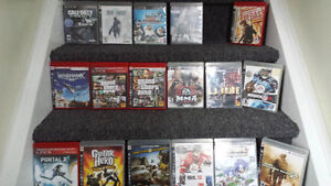 PS3 Games Package $70 OBO