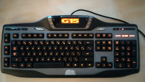 Logitech Gaming (G15) Keyboard