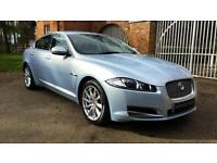 2013 Jaguar XF 3.0d V6 Premium Luxury (Start Automatic Diesel Saloon