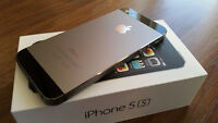 Unlocked Iphone 5S, Wind, Mobilicity + All Worldwide Networks
