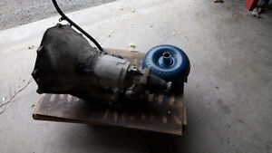 transmission th 350