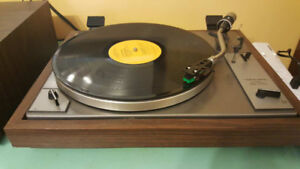 Complete Vintage Stereo Package (Turntable, Receiver & Speakers)
