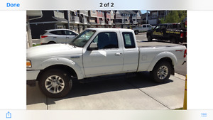 2011 Ford Ranger 4x4 only 32000km!