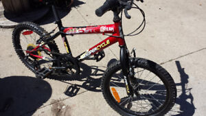 Boys Mountain Bike SuperCycle  18""