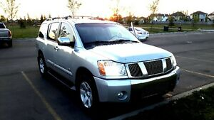 Moving Sale!! Excellent 2005 Nissan Armada LE SUV, Crossover