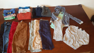 LARGE amount of boy's baby clothes 18-24mths for sale