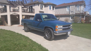 1997 chevy as is