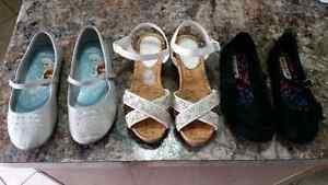 Size 12 1/2 & 13 Girls Dress Shoes