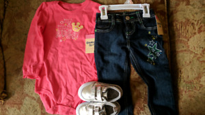 Girls 24 month outfit