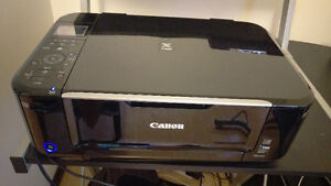 Canon Printer MG4120 with partial ink cartridge