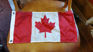 CANADIAN FLAGS FOR YOUR BOAT NEW $19.99