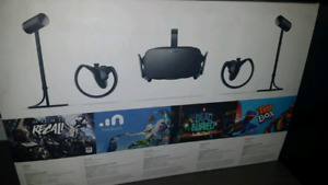 Oculus Rift + Gaming Pc for sale VR machine