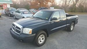 DODGE DAKOTA 4X4 *** EXTENDED CAB PICKUP *** CERT $6995