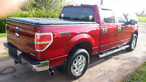 2013 Ford F-150 SuperCrew chrome  Not your average truck