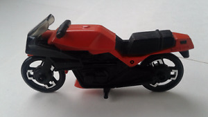 M.A.S.K. Firecracker Motorcycle Bike & cannons vintage/Kenner