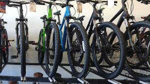 New Mountain Bikes, Road Bikes, City Bikes, BMX, Youth London Ontario image 6