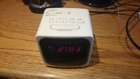 Sony AM/FM Battery Backup Clock Radio Dream Machine