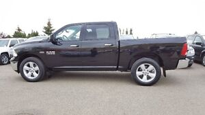 2014 RAM 1500 SLT CREW CAB WELL CARED FOR & CERTIFIED !! PWU0301