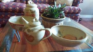 Flo Greig Pottery