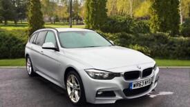 2013 BMW 3 Series 320d xDrive M Sport 5dr Step Automatic Diesel Estate