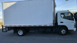 2010 MITSUBISHI FUSO 16FT West Island Greater Montréal image 3