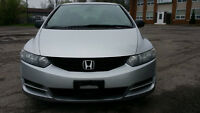 2009 CIVIC, AUTOMATIC, SAFETY AND E-TESTED