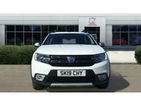 2019 Dacia Sandero Stepway 0.9 TCe Comfort 5dr Petrol Hatchback Hatchback Petrol