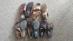 Bag of quality used 7.5 shoes/sandals