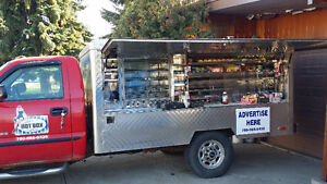 FOOD TRUCK FOR SELL