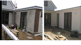 Render and Plastering services