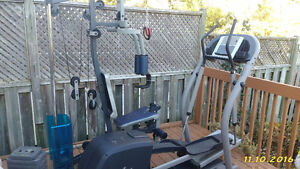 3 pieces of exercise equipment London Ontario image 1